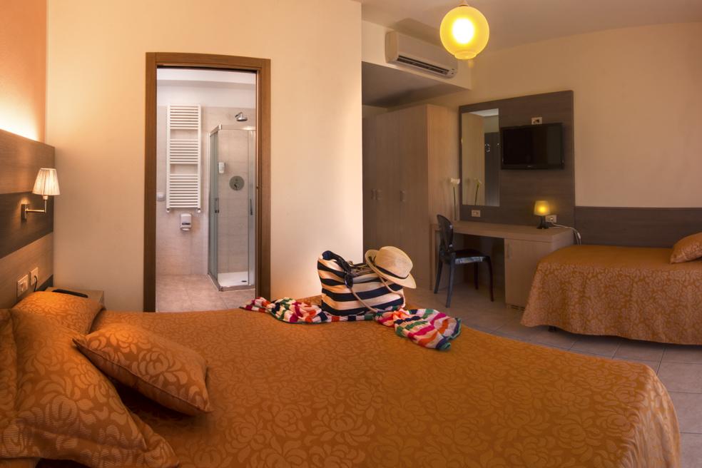 camere hotel lido di camaiore
