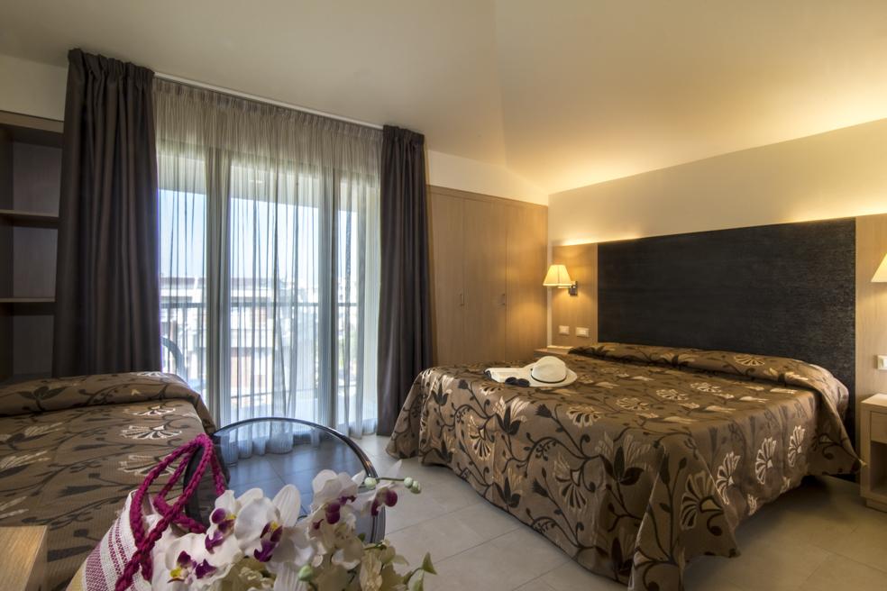 camere hotel versilia